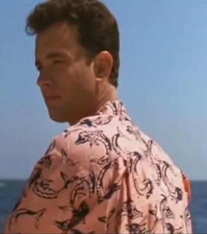 Tom hanks fish patterned song in joe versus the volcano