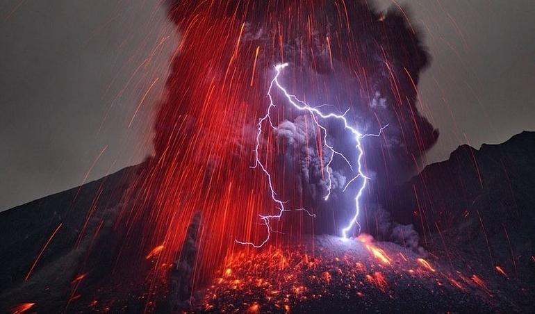 Doğadan 15 Çılgın Fotoğraf