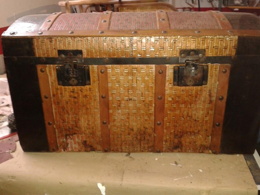 Baules antiguos - Baules antiguos de madera ...