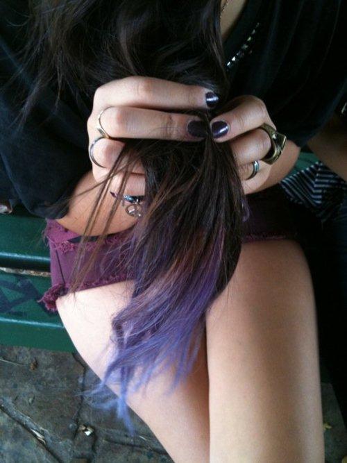 Tara-Lee.In.Candyland.: Dip Dye Hair - Love It Or Hate It?