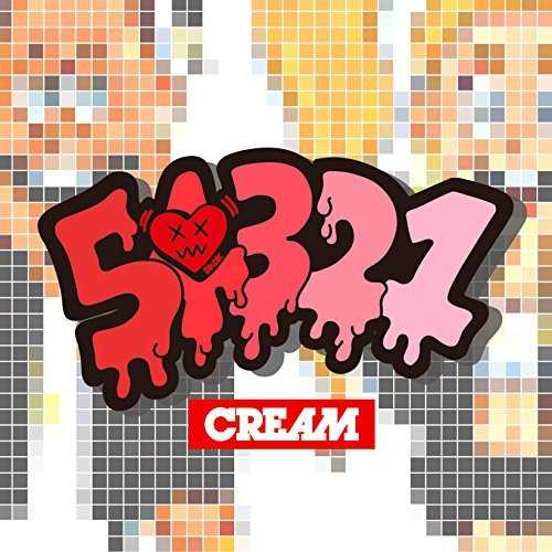 [Single] CREAM – 54321 (2015.11.04/MP3/RAR)