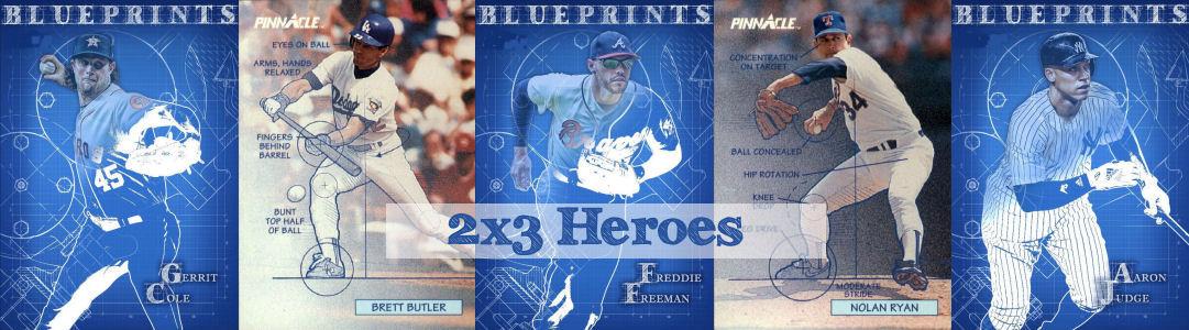 2 by 3 Heroes