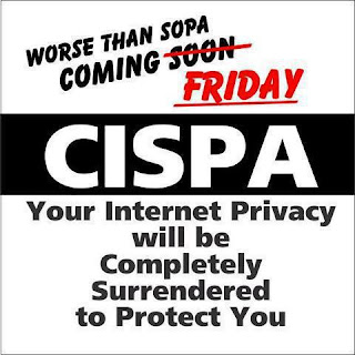 CISPA is coming this friday!