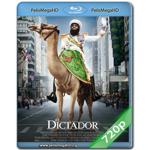 EL DICTADOR (2012) 720P HD MKV ESPAÑOL LATINO