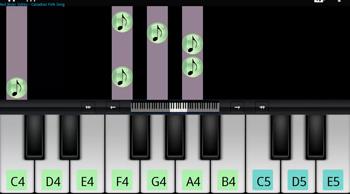 Aprende a tocar piano con Perfect Piano en tu Smartphone
