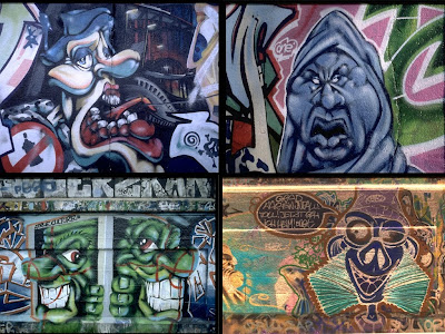 Graffiti Character, Graffiti Wallpapers