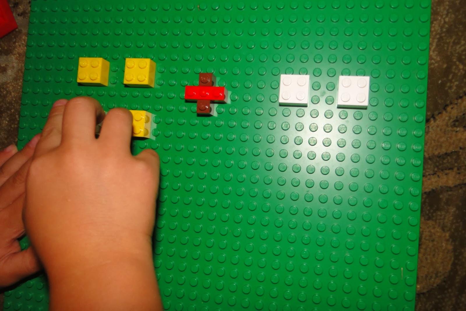lego e matematica