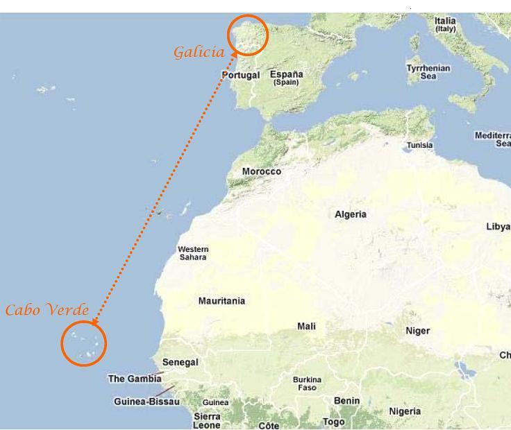 Vacaci ns con traballo en cabo verde septiembre 2011 - Cabo verde senegal ...