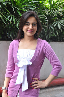 Aksha Latest Spicy Dress Photo Gallery