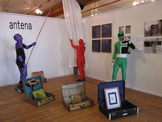 ANTENA @ MDW ART FAIR, April 23-24, 2011