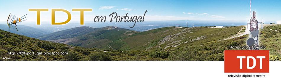 TDT - Televisão Digital Terrestre em Portugal