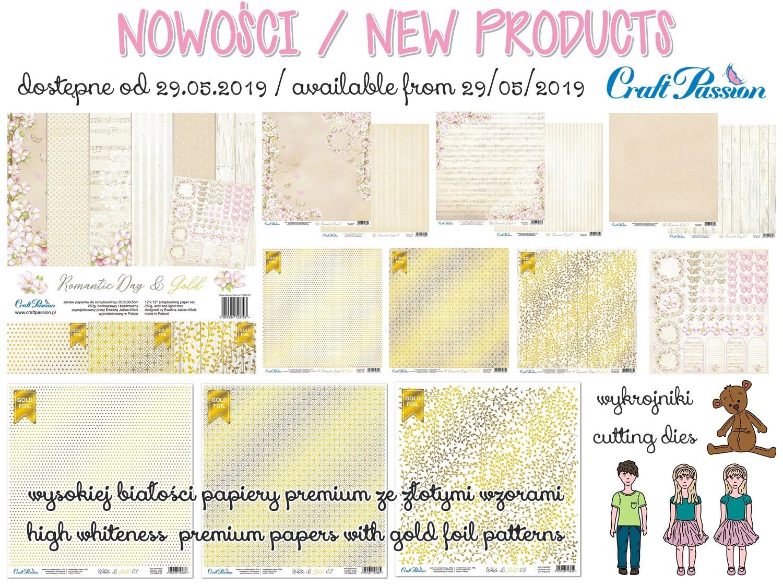 NOWOŚCI / NEW PRODUCTS