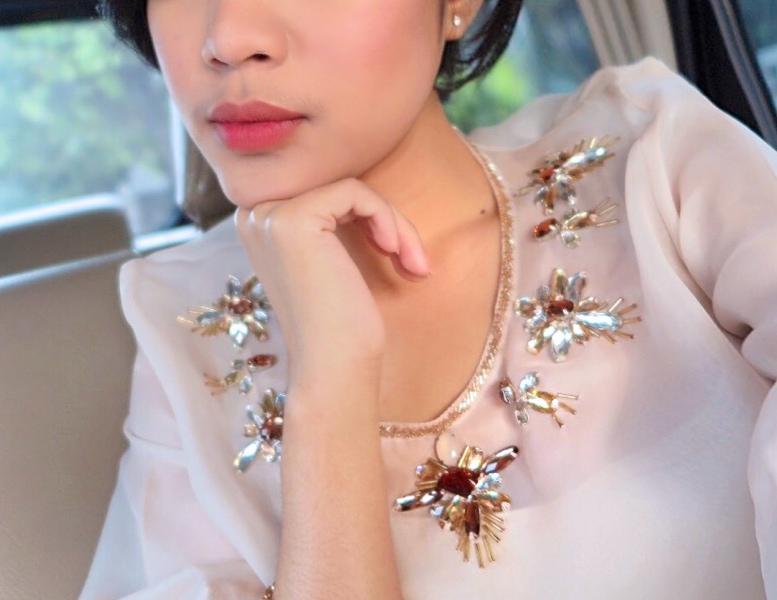 My Beauty Diary Duo Lip Colour Sariayu Tren Warna