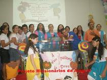 EBF Assembleia de Deus -Novo Horizonte -Marabá -Pará