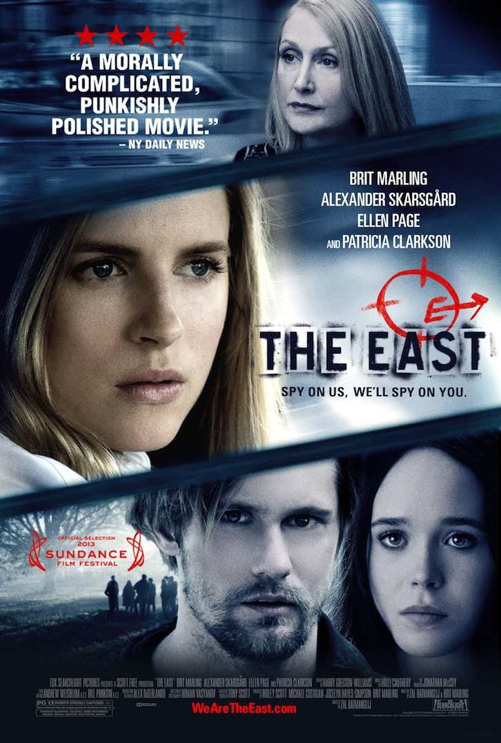 The East Movie Poster