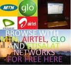 Enjoy Latest Free Browsing Phones For Airtel, MTN, Glo And Etisalat Networks