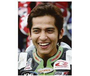 Elly Idzlianizar Illias (Pelumba Moto GP)