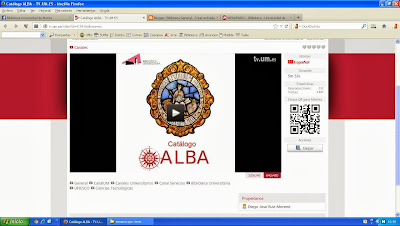 Cómo utilizar el catálogo ALBA.