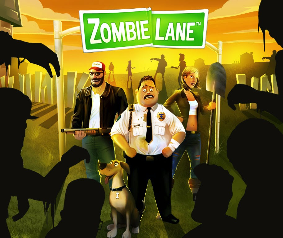 Telecharger Zombie Lane - Hack Tool sceen logo