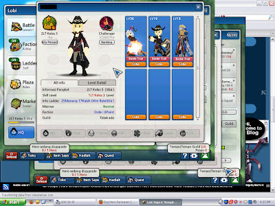 cheat lost saga™ – cheat lost saga, Anda menginginkan char lost