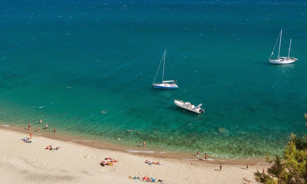 Navegar por la región de Languedoc
