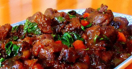 One Perfect BiteMoroccan Beef Stew
