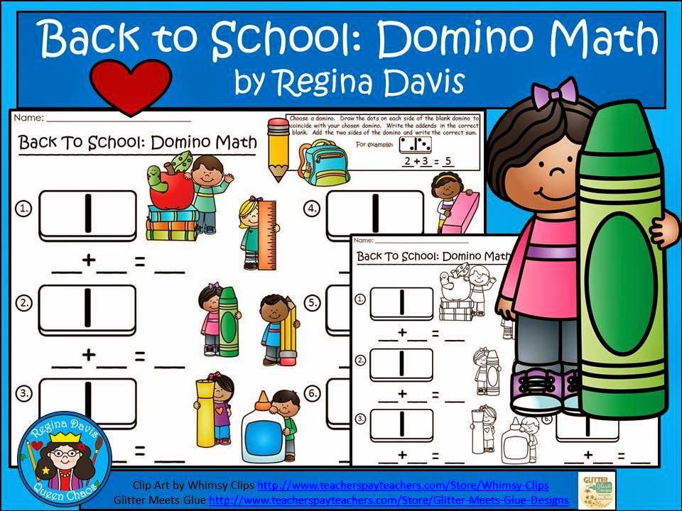 http://www.teacherspayteachers.com/Product/A-Back-To-School-Domino-Math-1407166