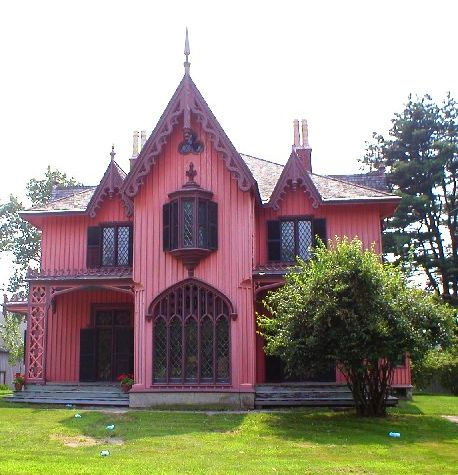 Pictures Of Unique Gothic Style Houses