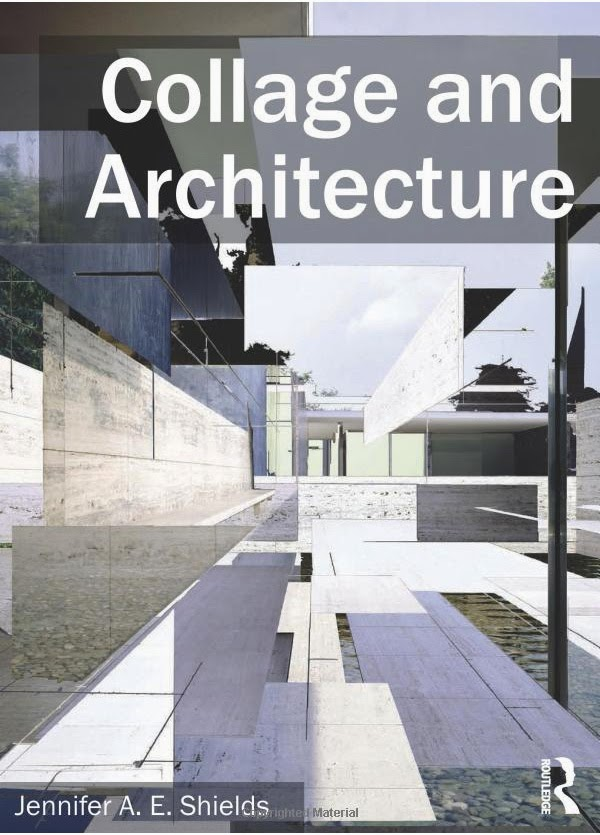how to make an architectural collage