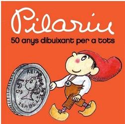 Pilarín celebra 50 anys dibuixant