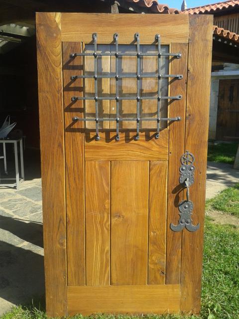 Herrajes puerta - Herrajes de forja ...