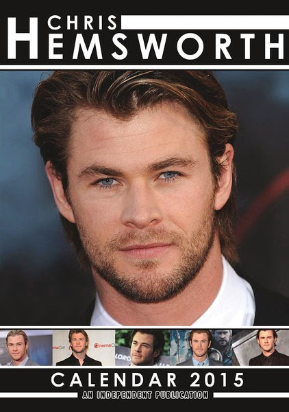 Calendario 2015 Chris Hemsworth