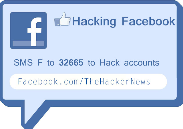 Hacking Facebook Account with just a text message