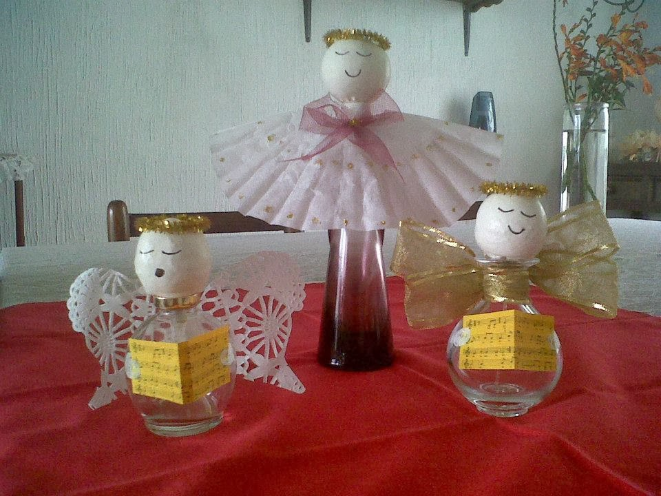 Smicasa decoracion navide a con angeles for Decoracion los angeles