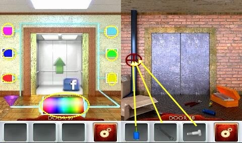 Best Game App Walkthrough 100 Doors 2 Walkthrough Level