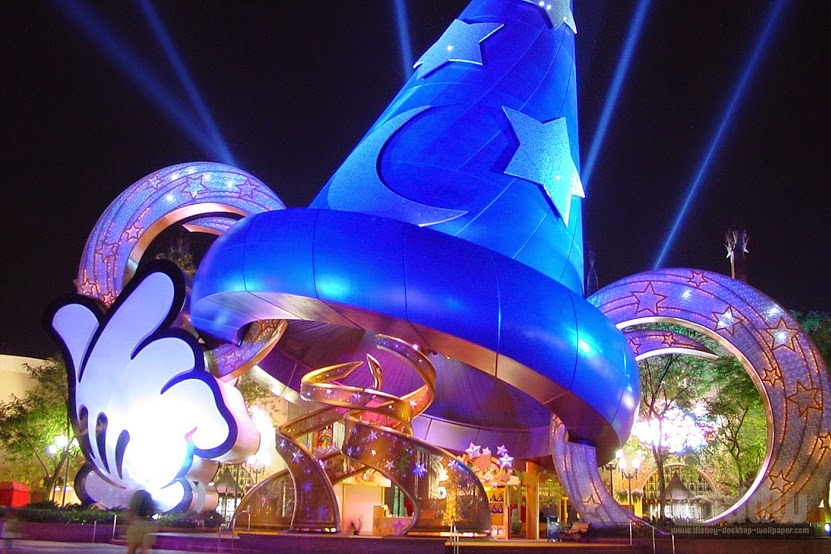 Lojas do Parque Disney Hollywood Studios em Orlando