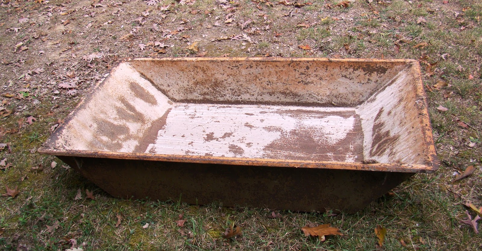 Steel Mortar Boxes : Gorges grouse october