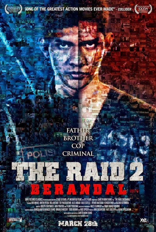 La Redada 2 (2014) [Dvdrip] [Latino] [1 Link]