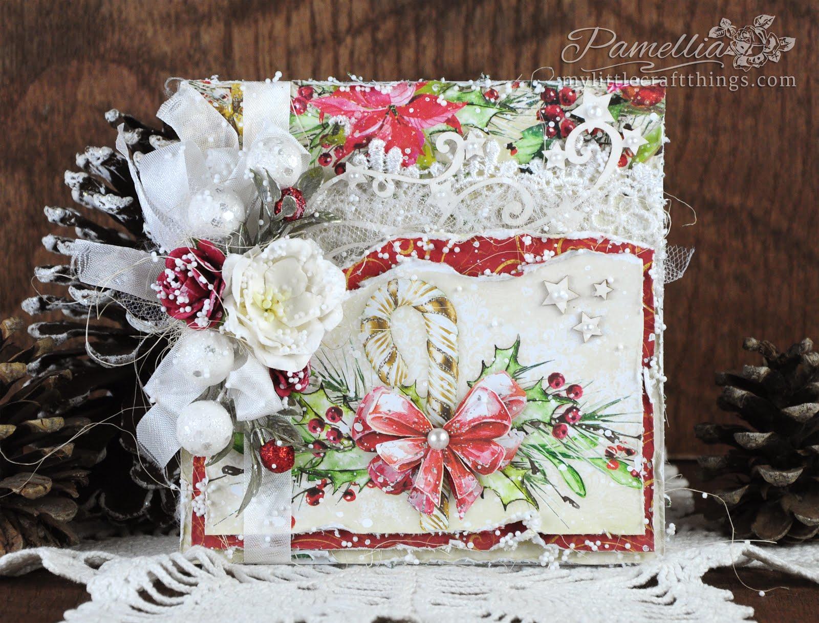 ScrapAndMe - Candycane Bouquet