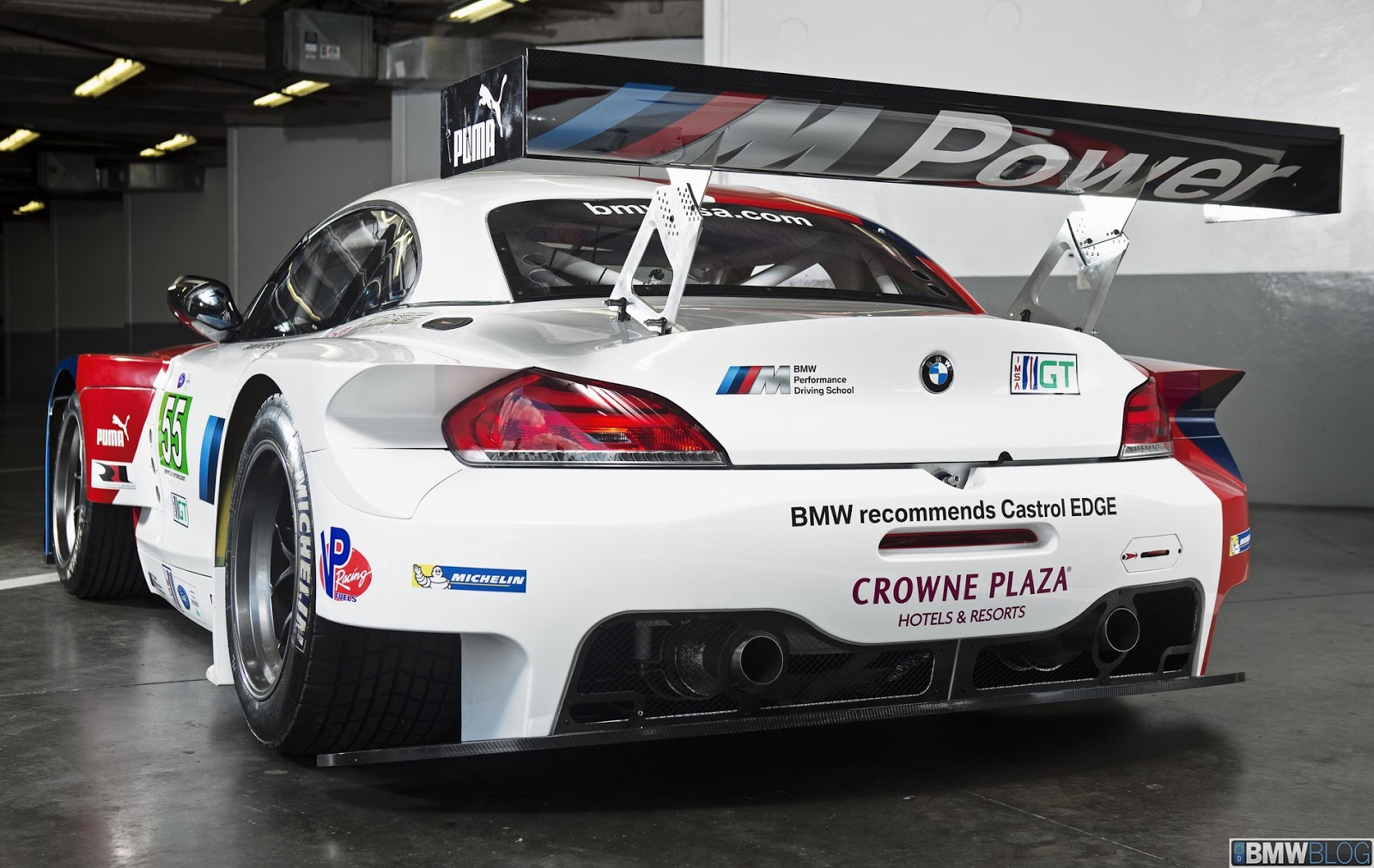 Bmw Z4 Gte To Race In Alms In 2013 Updated Ebeasts Com