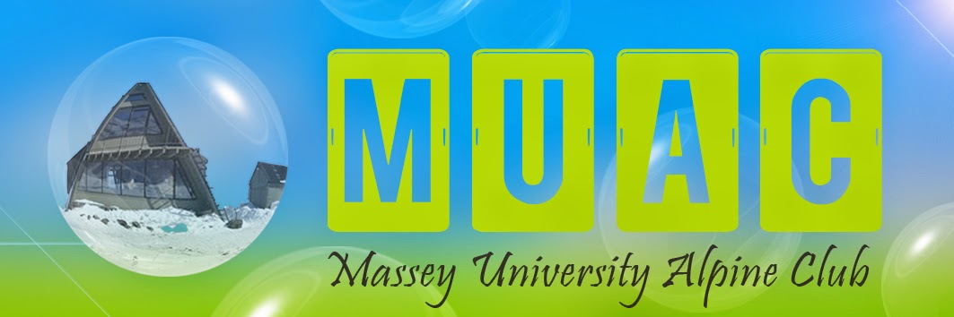 Massey University Alpine Club