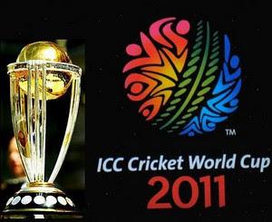 ICC World Cup 2011 Desktop Schedule Wallpaper