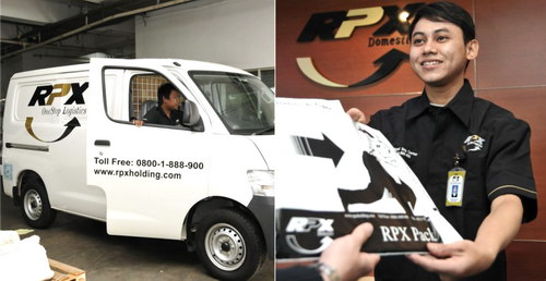 RPX Semarang, One Stop Logistics Provider