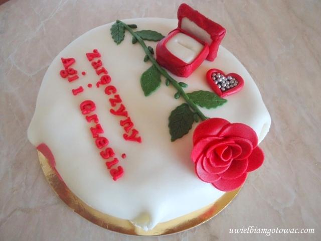 Tort na zaręczyny