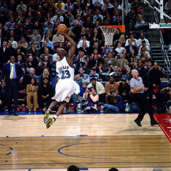 DAR Sports: Michael Jordan On The Washington Wizards