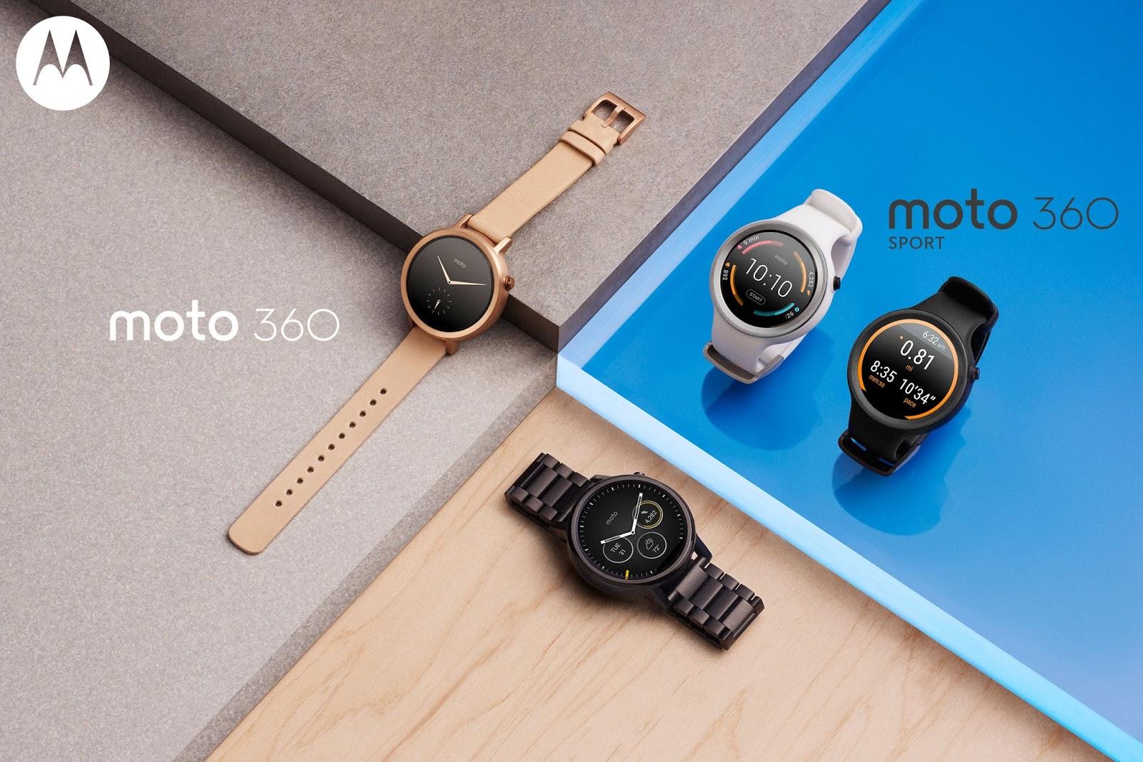 New Moto 360