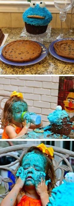 little girl enjoying her cake all over her face, You become the cake as it fills your spirit.