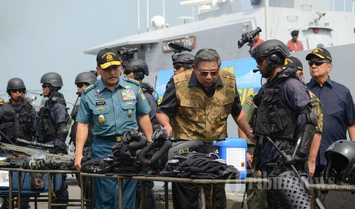 Alutsista TNI Makin Maju, Moeldoko Puji SBY