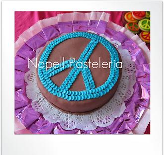 Torta Símbolo de la Paz