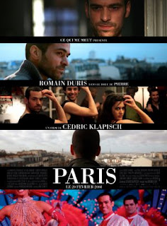 Paris - French Movie Release Poster
